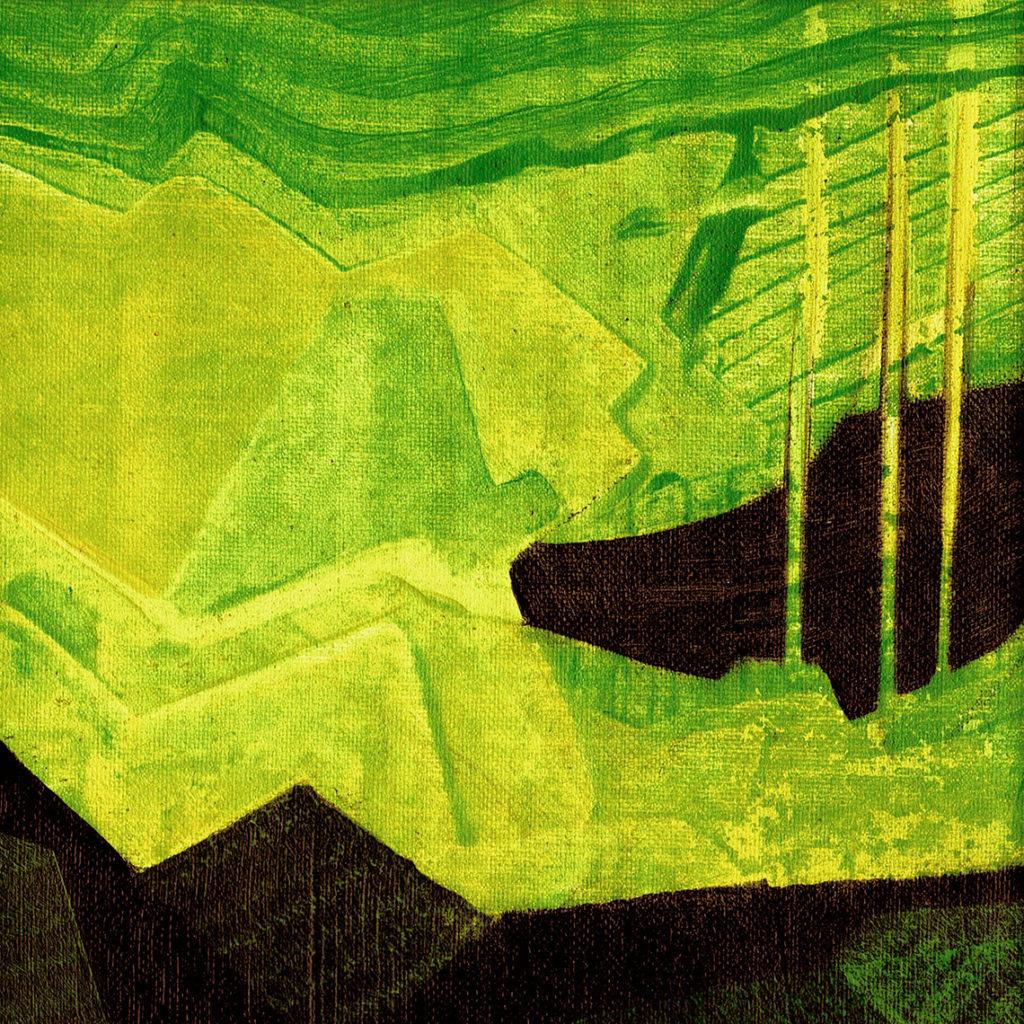 Ce tableau (mf serra 12) fait partie des 12 tableaux réalisés par Marie-Françoise Serra pour l'expo 111 des arts paris en soutien de la recherche contre le cancer des enfants. Ces tableaux sont inspirés par les problématiques de notre planète auxquelles nous devons faire face, la déforestation clandestine, la pollution des océans, la surpêche....