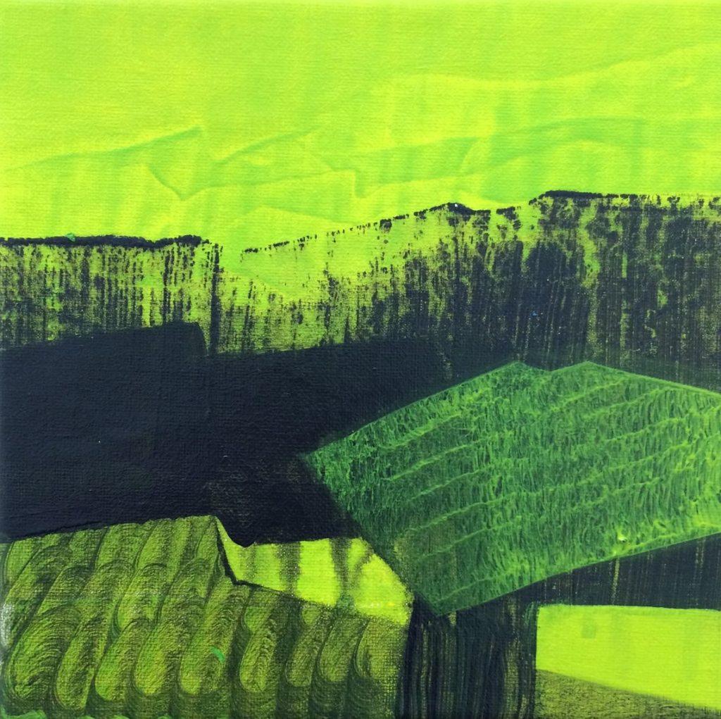 Ce tableau (mf serra 2) fait partie des 12 tableaux réalisés par Marie-Françoise Serra pour l'expo 111 des arts paris en soutien de la recherche contre le cancer des enfants. Ces tableaux sont inspirés par les problématiques de notre planète auxquelles nous devons faire face, la déforestation clandestine, la pollution des océans, la surpêche....